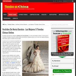 Vestidos De Novia Baratos – Las Mejores 5 Tiendas Chinas