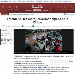 Vêtement: les marques s'émancipent de la Chine