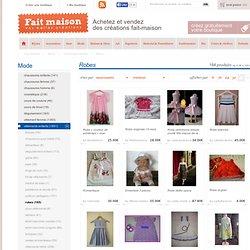 Robes - Vêtements Enfants - Mode : Toutes les créations