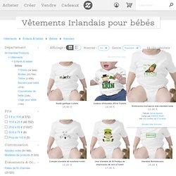 Vêtements Irlandais pour bébé