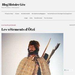 Les vêtements d'Ötzi – Blog Histoire Géo