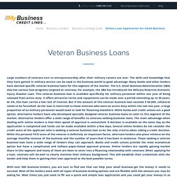 Getting A Small Business VA Loan