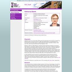Professor of Veterinary Public Health - The Royal Veterinary College