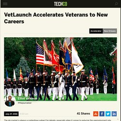 VetLaunch Accelerates Veterans to New Careers