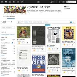 VGMUSEUM.COM : Free Software : Download & Streaming