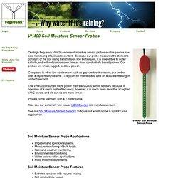 Soil Moisture Sensor Probes
