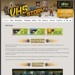 VHS Story - Dev Blog