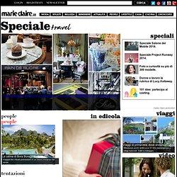 Il sito di Marie Claire Travel per viaggiare al femminile