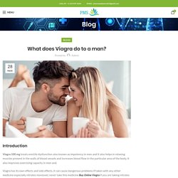 Viagra Buy Online - What does Viagra do to a man?