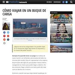 Cómo viajar en un buque de carga - Matador Español