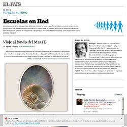 Viaje al fondo del Mar (I) >> Escuelas en Red (Blog de Educación de El País)