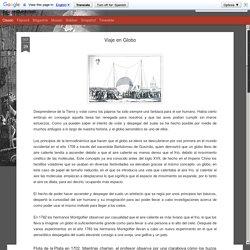 Jules Verne: Viaje en Globo
