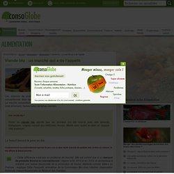 Viande bio : un marché qui a de l'appétit