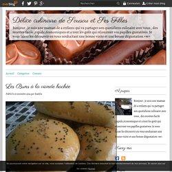 Les Buns à la viande hachée - Délice culinaire de Sousou et Ses Filles