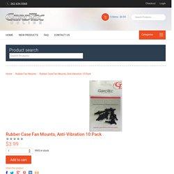 Anti-Vibration Rubber Case Fan Mounts Online
