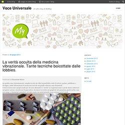 Medicina Vibrazionale (Voce Universale)