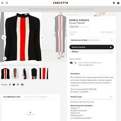 "Henrik Vibskov Blouse ""basset"" - Henrik Vibskov Boutique - Farfetch.com"