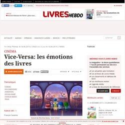 Vice-Versa: les émotions des livres