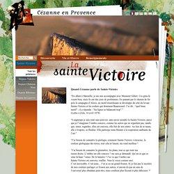 Sainte-Victoire - Cézanne en Provence