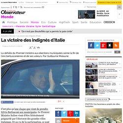 La victoire des indignés d'Italie - Monde
