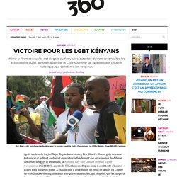 Victoire pour les LGBT kényans