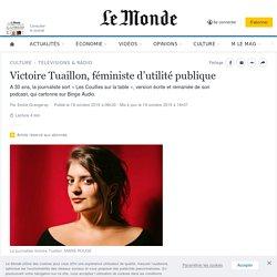 Victoire Tuaillon, féministe d'utilité publique