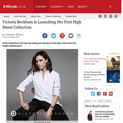 Victoria Beckham Target Collection: Her Dresses On The High Street