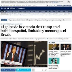 Consecuencias REALES para España de la elección de Trump como presidente LA VANGUARDIA
