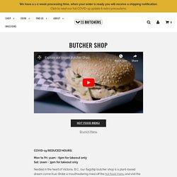 Victoria Butcher Shop