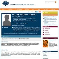 Clara Victoria Colbert