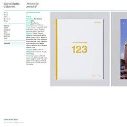 123 Victoria Street - Gavin Martin Colournet