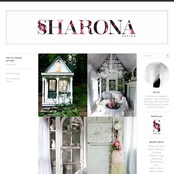 tiny victorian cottage « Sharona Design
