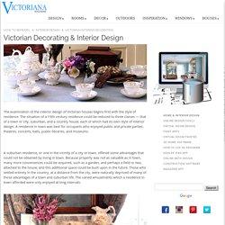 Victorian Decorating, Home Decor, Design Trends