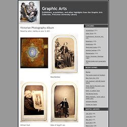 Victorian Photography Album - Graphic Arts
