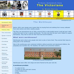 Victorian Workhouses - The Workhouse