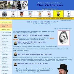 Woodlands homework help victorians