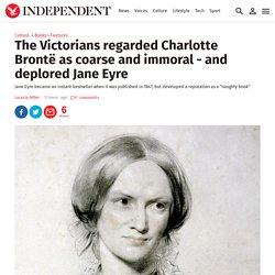 Les Victoriens trouvaient Charlotte grossière et immorale. The Naughty Book.