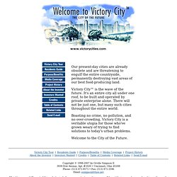 Victory City: The City of the Future