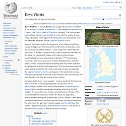 Deva Victrix - Wikipedia
