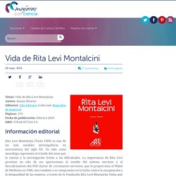 Vida de Rita Levi Montalcini