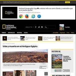 Vida y muerte en el Antiguo Egipto
