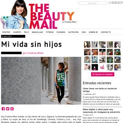 Mi vida sin hijos - The Beauty Mail
