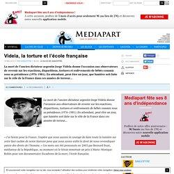 Videla, la torture et l'école française