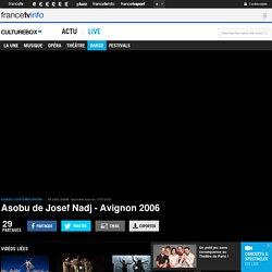 Asobu de Josef Nadj - Avignon 2006