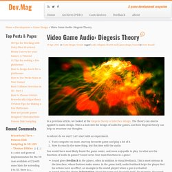 Video Game Audio: Diegesis Theory – Dev.Mag