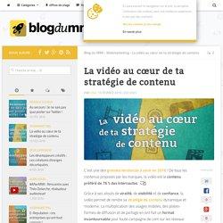 La vidéo au cœur de ta stratégie de contenu