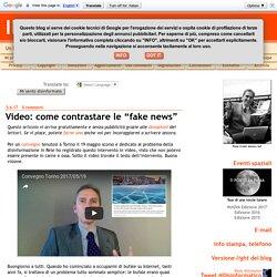 """come contrastare le """"fake news"""""""