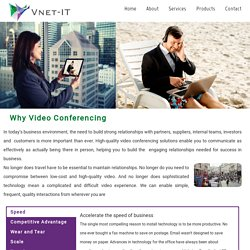 Video Conferencing London UK