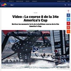 Video : La course 8 de la 34e America's Cup - Vidéo