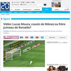 Vidéo: Comment joue la nouvelle star du PSG Lucas Moura?
